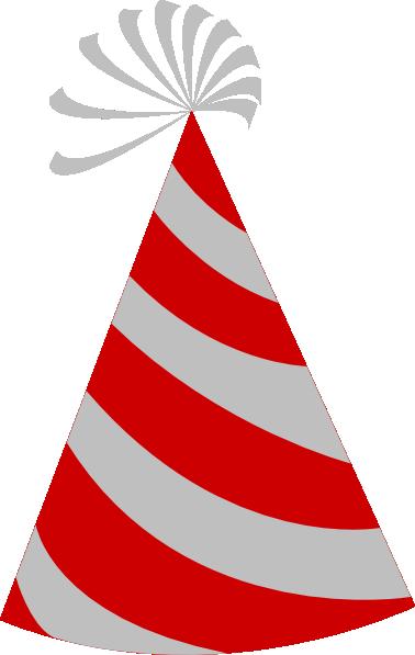 378x597 Birthday Hat Vector