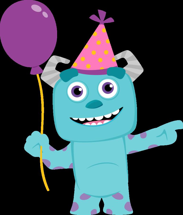 769x900 Monster Clipart Birthday Monster