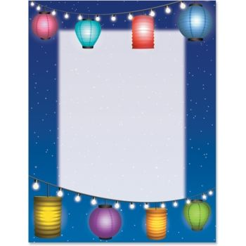 Birthday Party Border