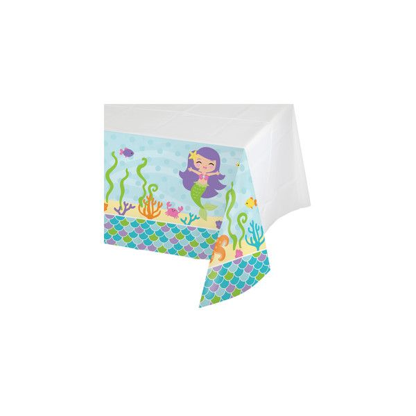 600x600 17 Best Mermaid Friends Theme Girl's Birthday Party Images