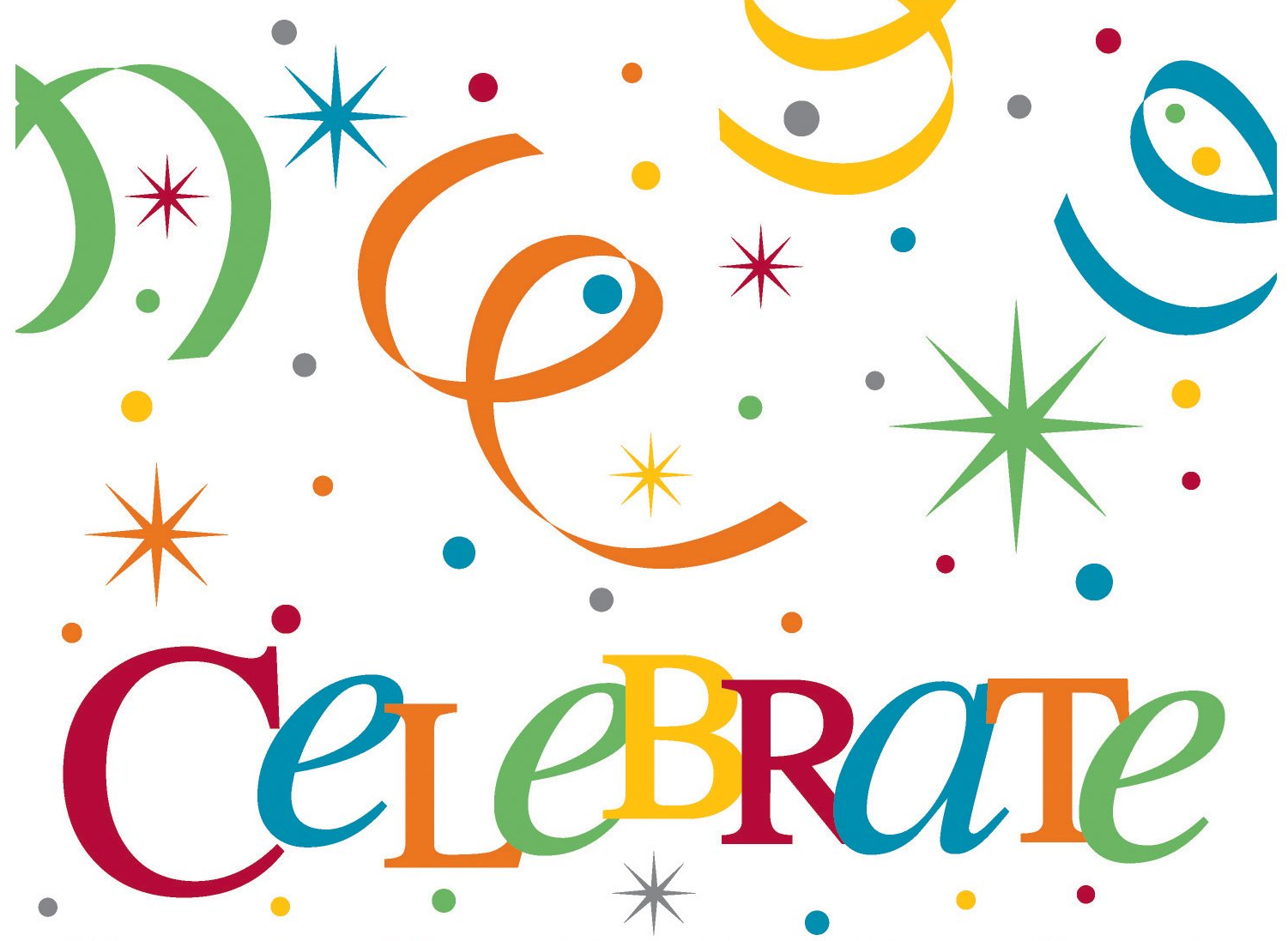 1501x1097 Celebration Clipart Free
