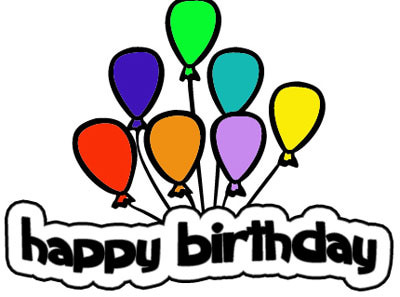 400x297 Birthday Clipart Images