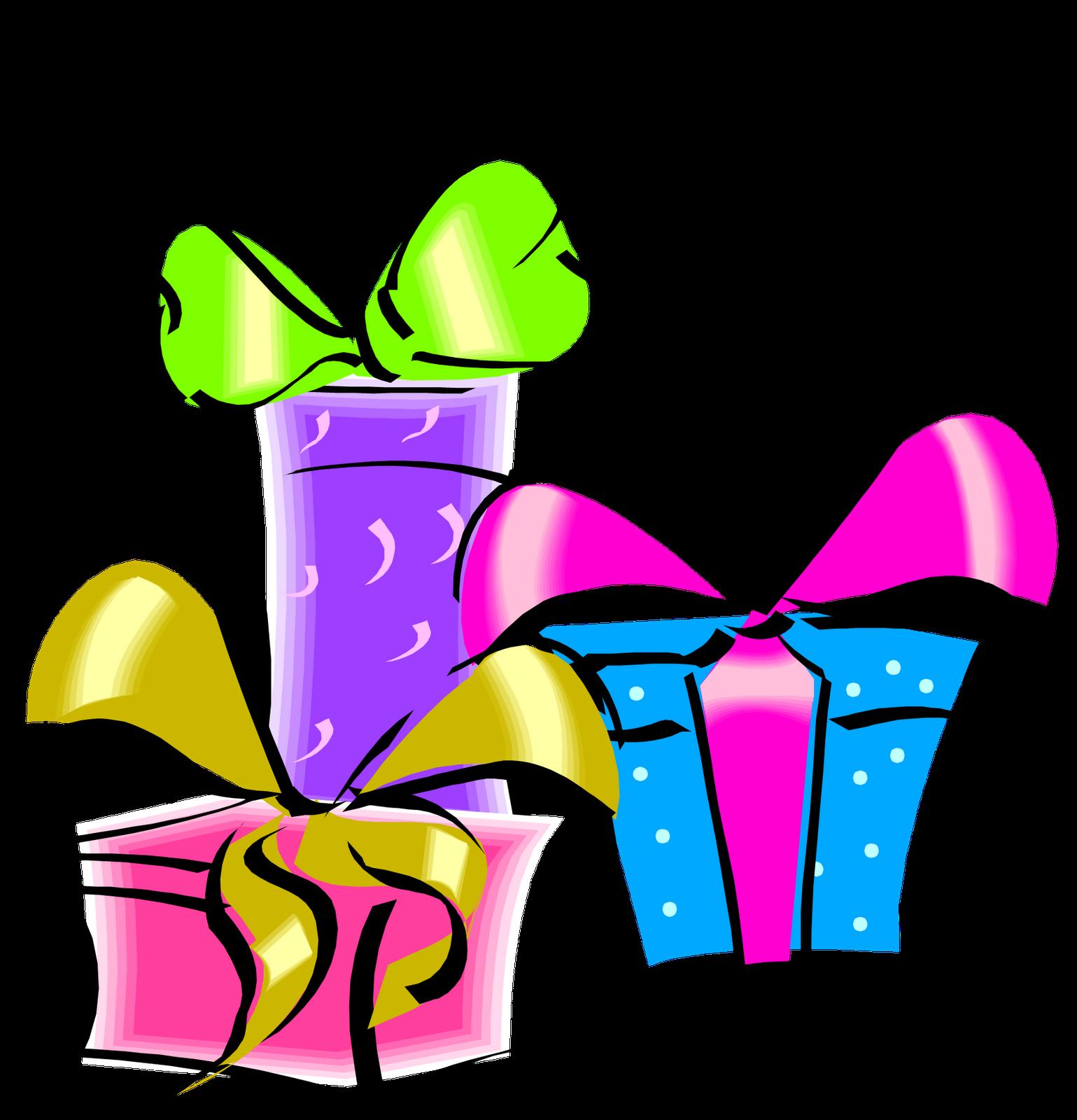 1539x1600 Birthday Gift Png Clip Art