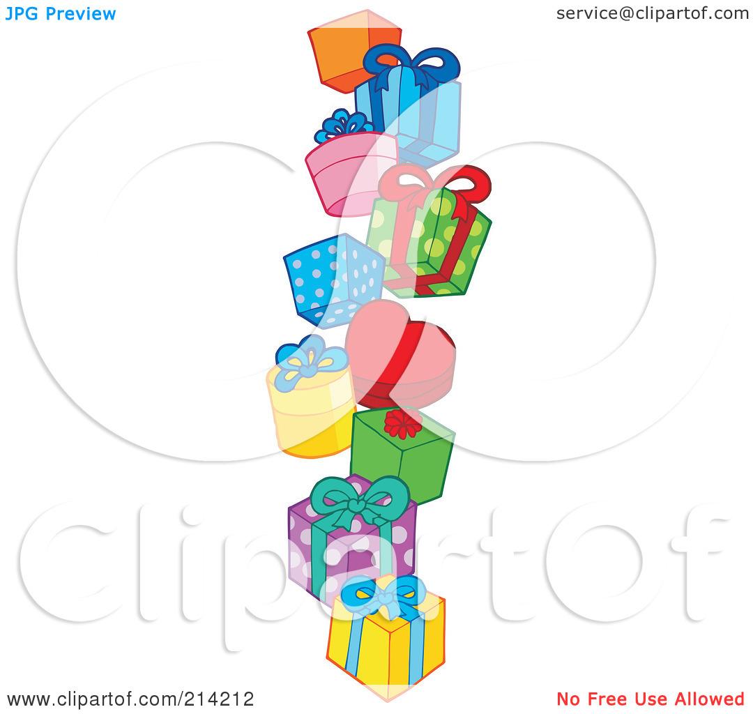 1080x1024 Czeshop Images Pile Of Birthday Presents Clipart