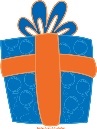 birthday presents clipart free download best birthday presents