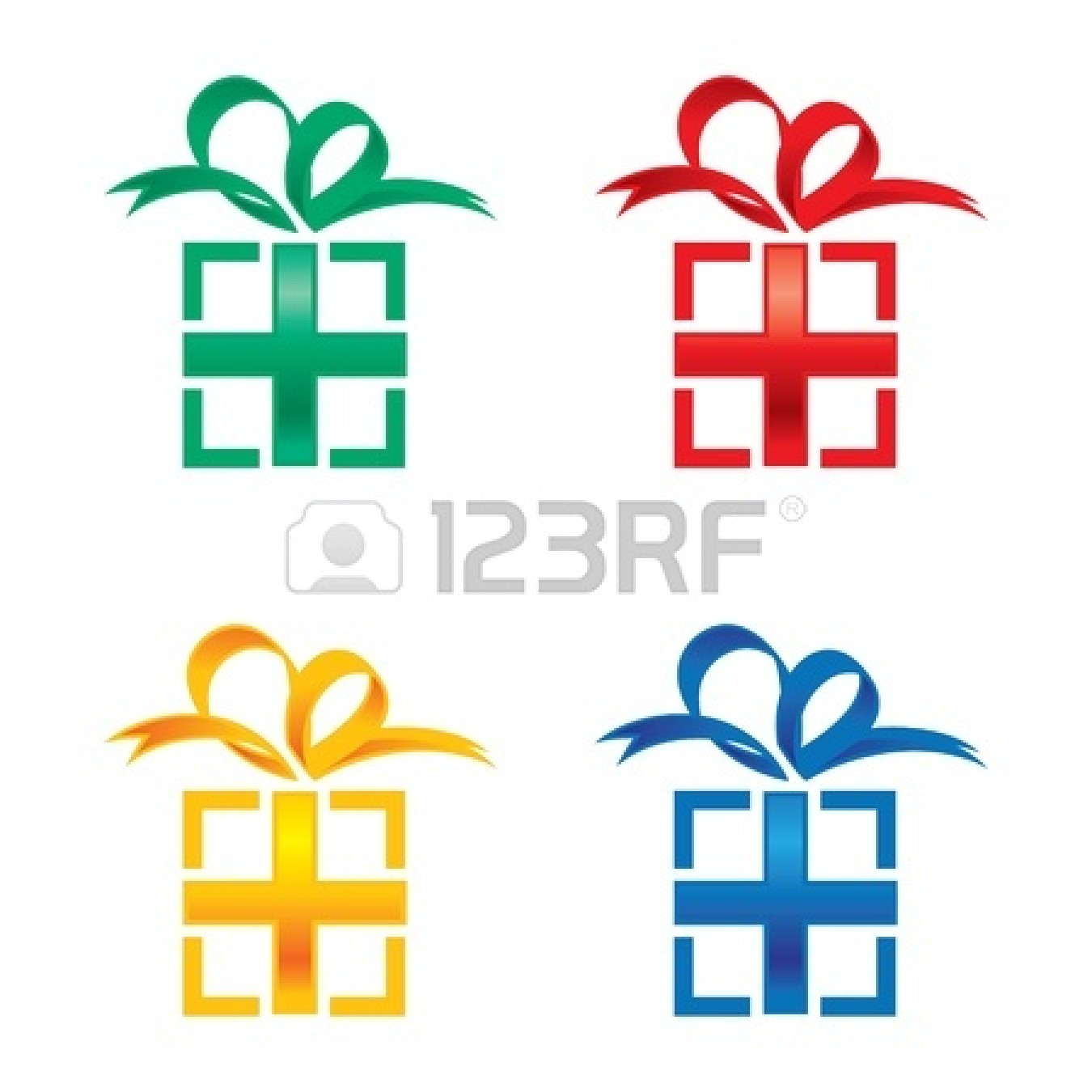 1350x1350 Surprise Gift Clipart
