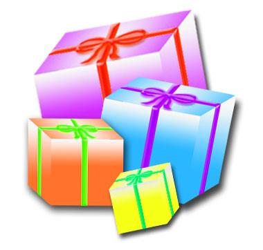 380x362 Best Birthday Present Clipart