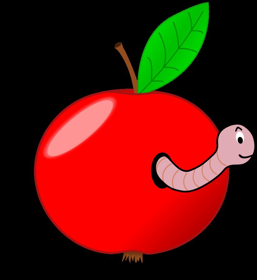825x900 Bitten Apple Clip Art