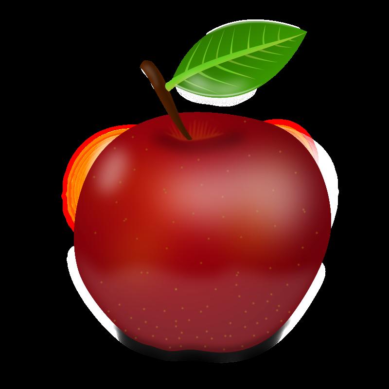 800x800 Free To Use Amp Public Domain Apple Clip Art