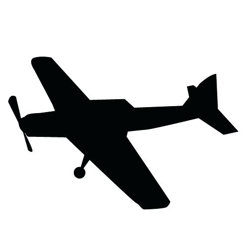 Black And White Airplane Pictures | Free download on ...