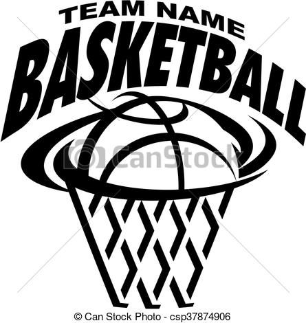 Black And White Basketball Clipart Free Download Best Black And