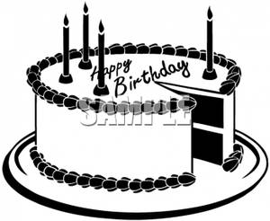 300x246 Birthday Cake Clip Art Birthday Cake Clip Art Free Birthday