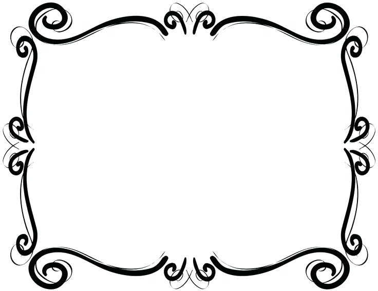 736x566 Free Clipart Frames Best Frames Images On Free Frames And Free