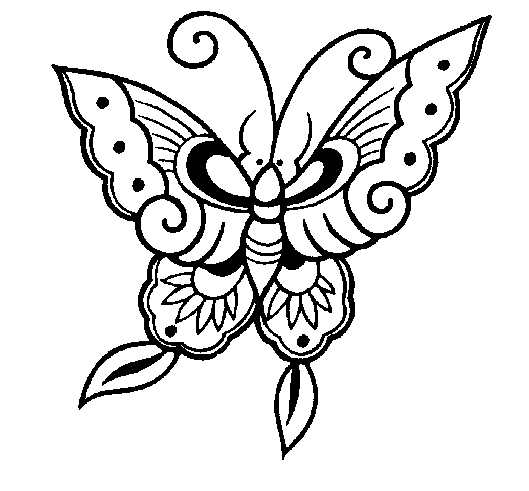 1034x960 Butterfly Black And White Black And White Butterfly Clipart