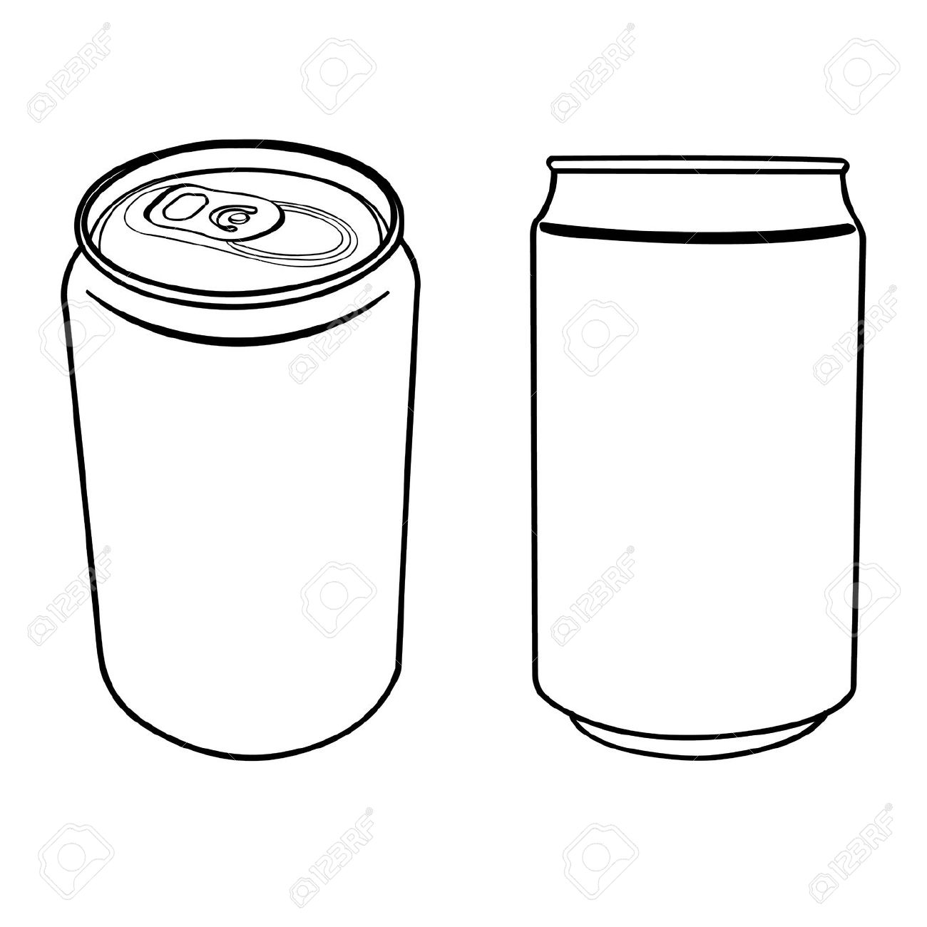 1300x1300 Beer Can Clip Art Many Interesting Cliparts