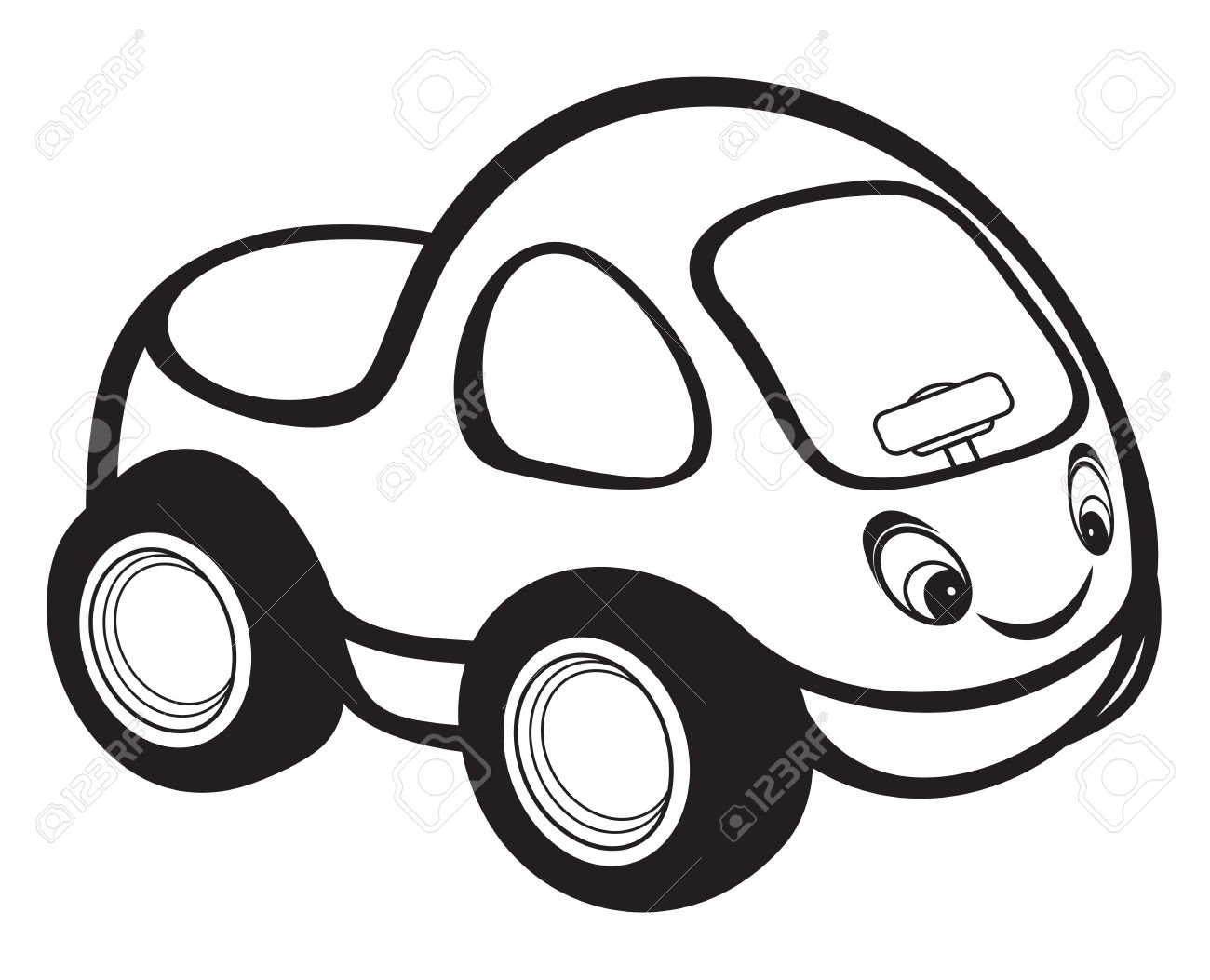 1300x1053 Black Clipart Toy Car