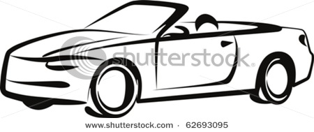 450x189 Car Clipart Black And White Clipart Panda