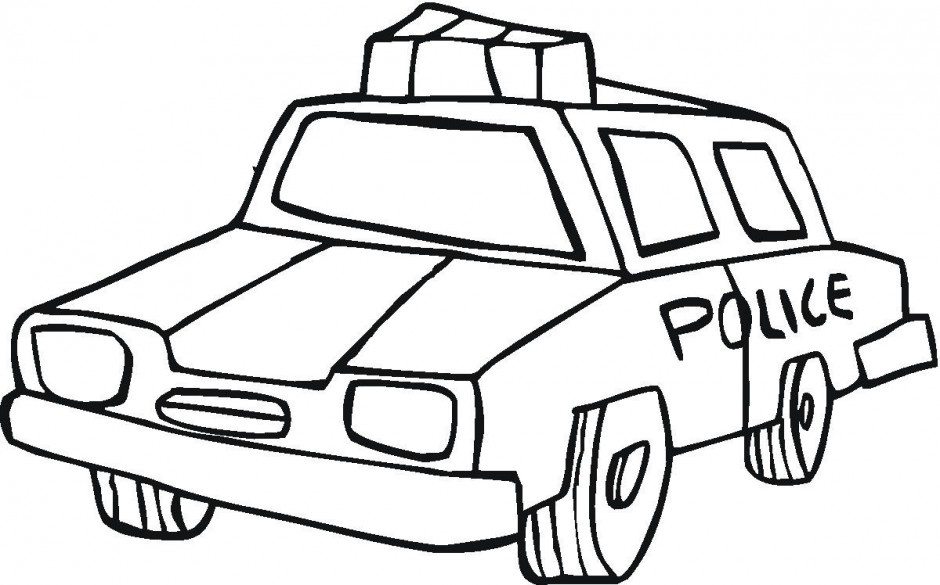 940x585 Police Car Clipart Black And White Letters Example