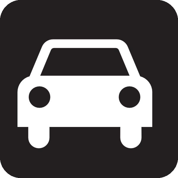 600x600 Automobile Car Black Clip Art