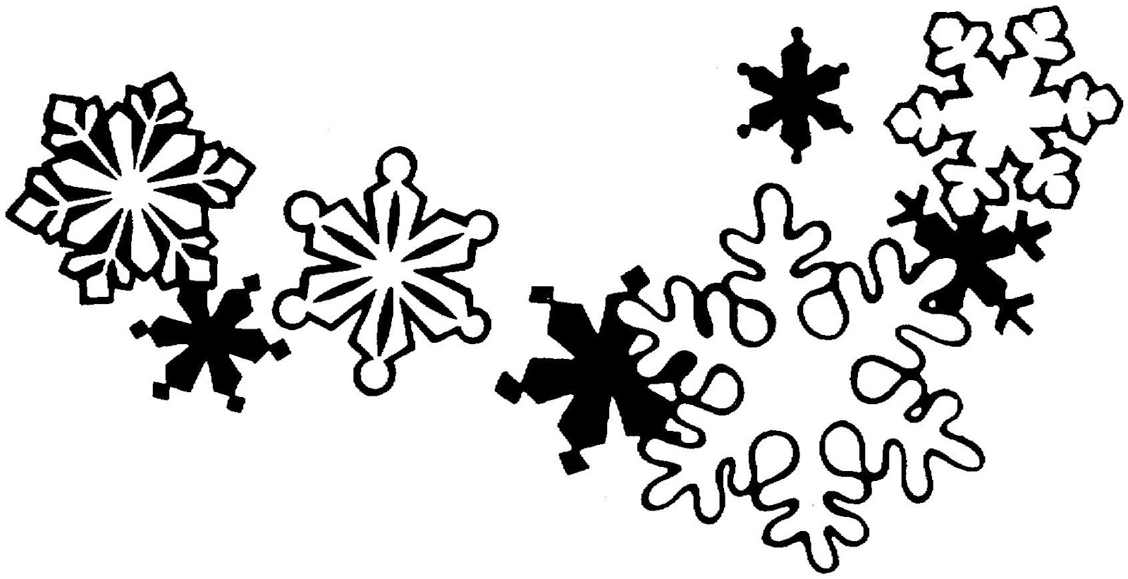 1600x821 Black And White Christmas Clipart Panda Free Clipart Images