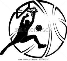 236x215 Basketball Clipart