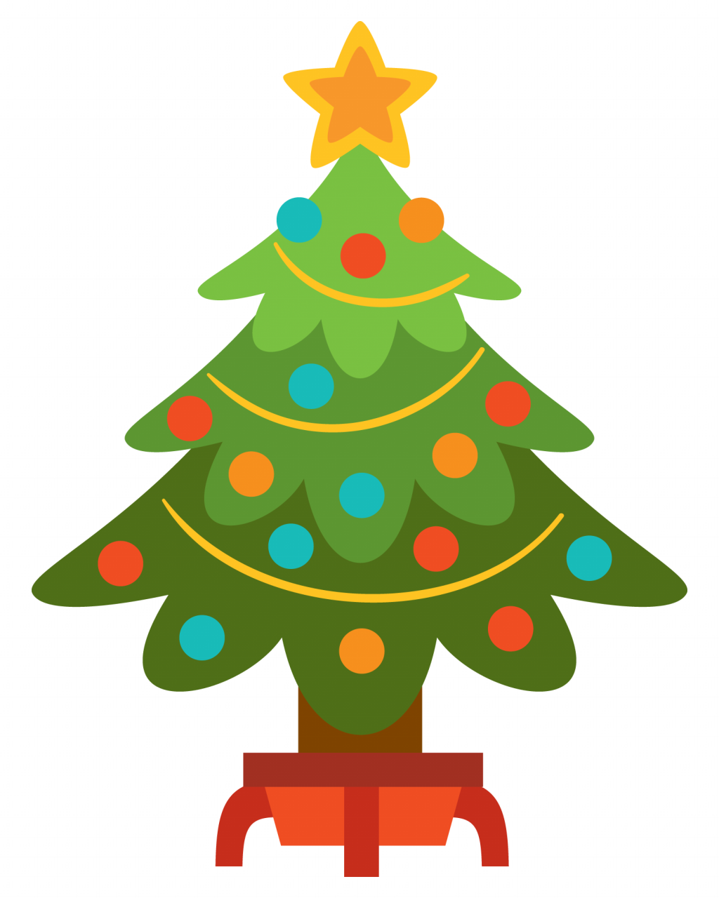 1024x1280 Christmas ~ Free Christmas Tree Clip Art Moment Image Outline