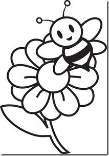 213x304 Black And White Flower Garden Clipart