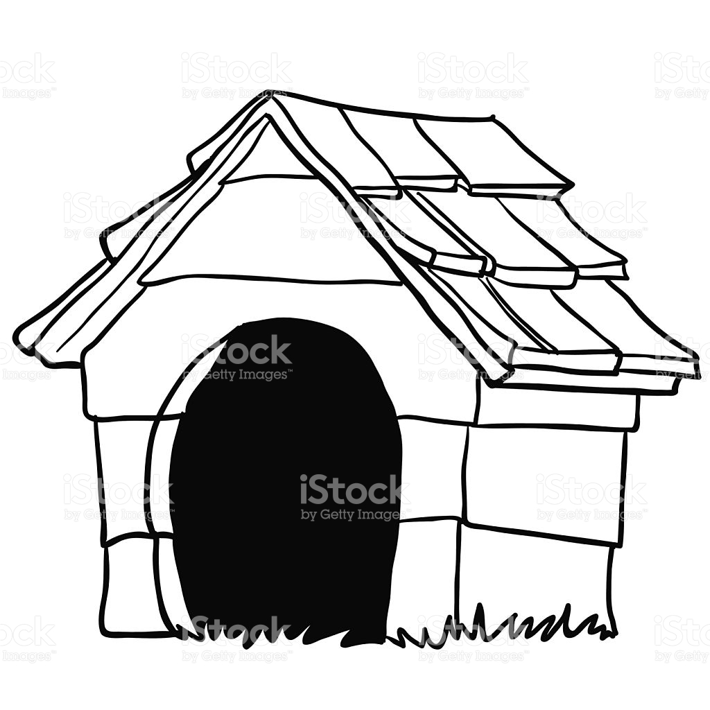1024x1024 Hut Clipart Animal House