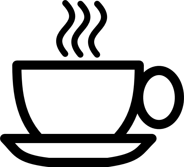 600x545 Cup Of Coffee Clip Art Many Interesting Cliparts