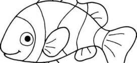 272x125 Fish Black And White Fish Clipart Black And White 2 Gclipart