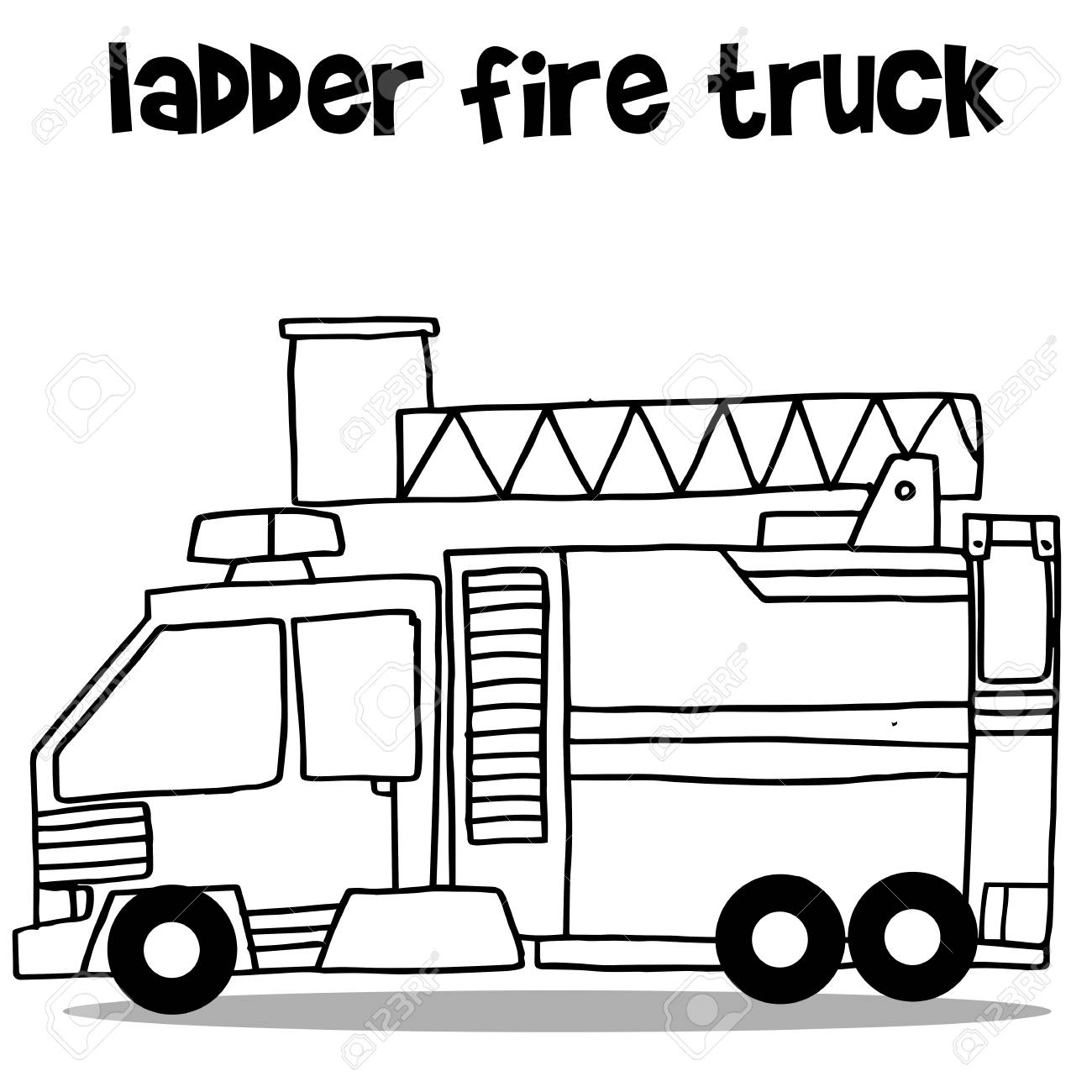 1300x1300 Fire Trucks Clip Art hunter fan wiring diagrams