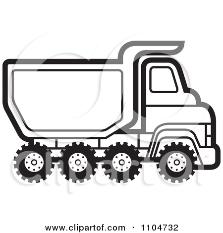 450x470 Kenworth Log Truck Clipart