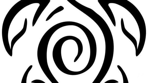 570x320 Simple Sea Turtle Drawing Turtle Clip Art Sea Turtle Clip Art