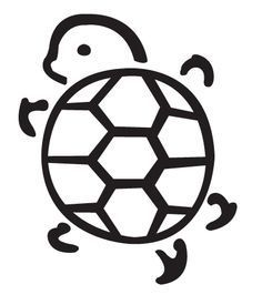 236x275 Turtle Clipart Simple