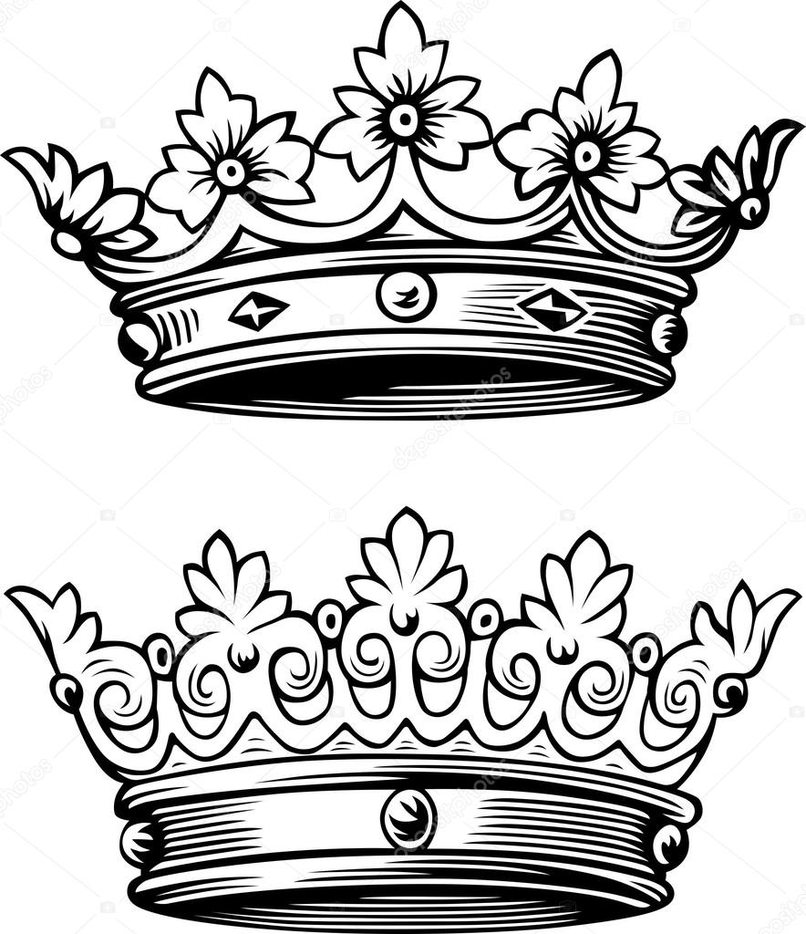 884x1024 Crowns Stock Vectors, Royalty Free Crowns Illustrations