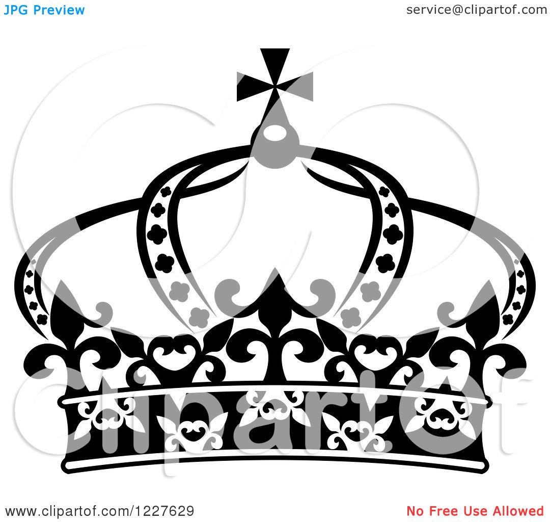 1080x1024 Princess Crown Clipart Black And White Clipart Panda