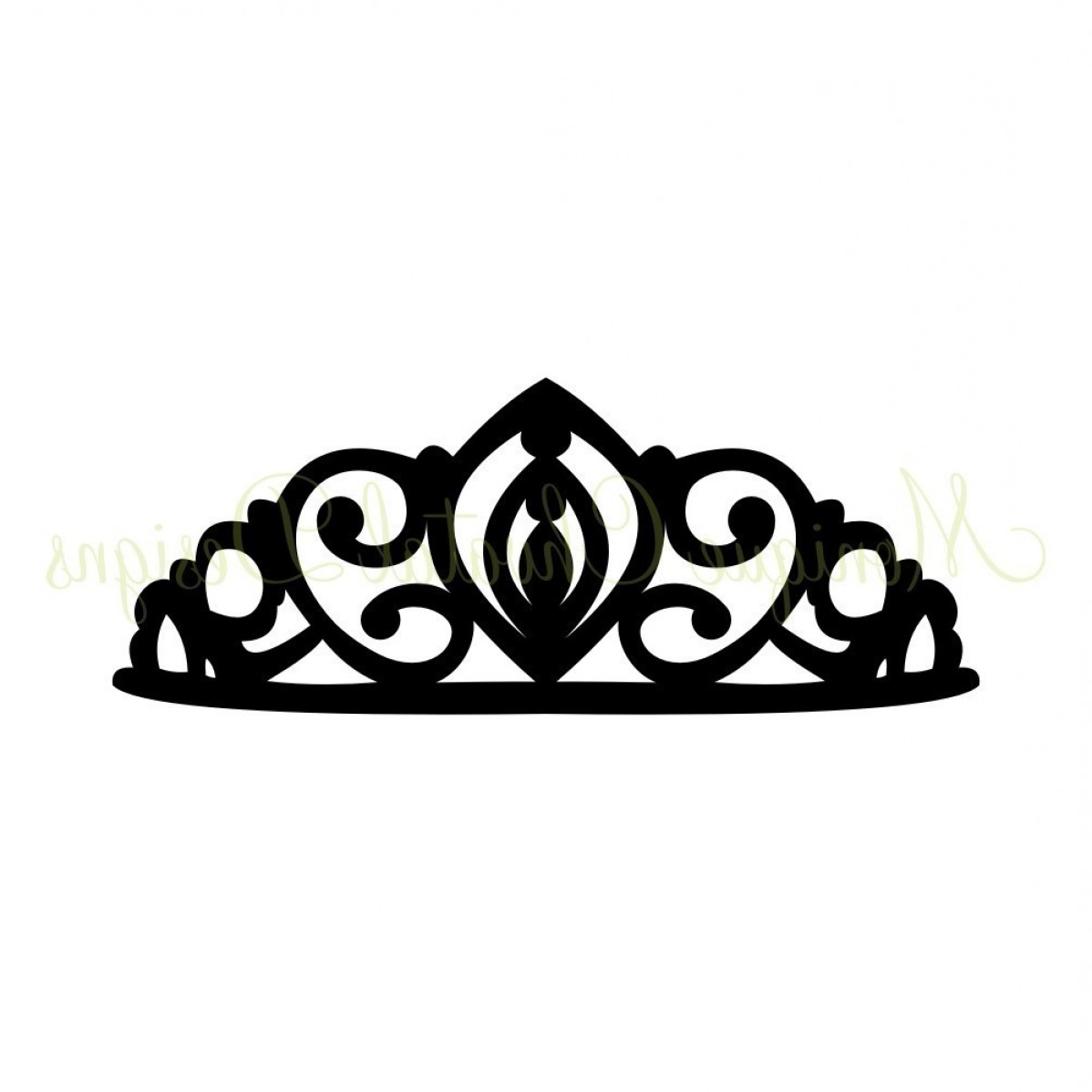 1198x1198 King And Queen Crowns Together Clipart
