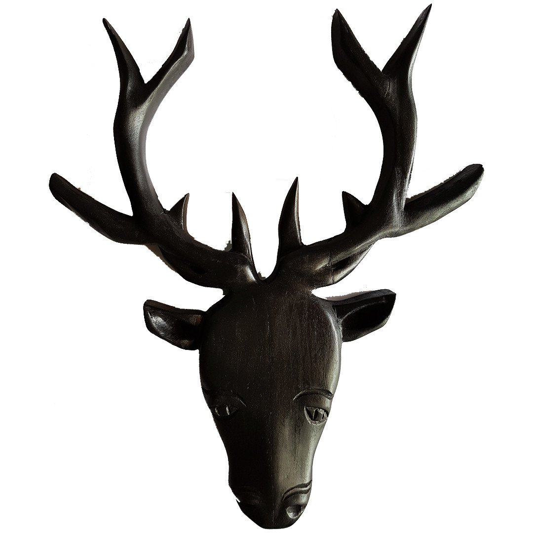 1080x1080 Crafted Deer Head
