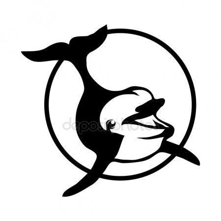 450x450 Dolphin Stock Vectors, Royalty Free Dolphin Illustrations