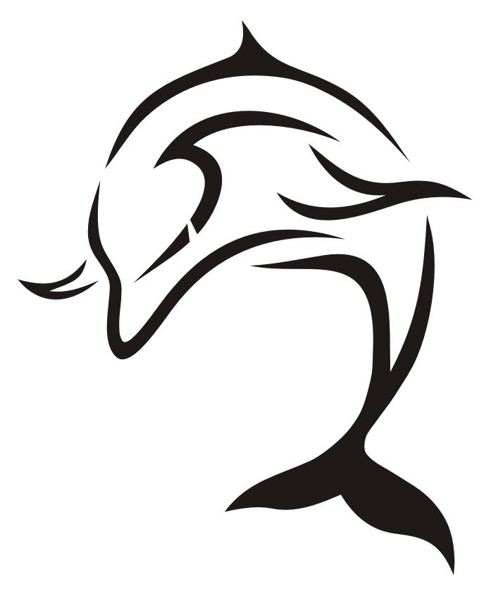 697x846 Download Tattoo Ideas Dolphin