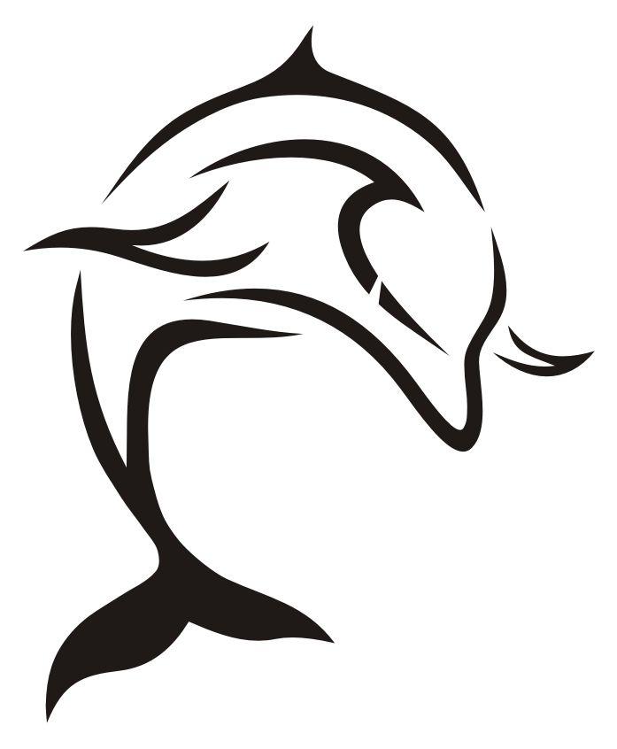 697x846 Dolphin