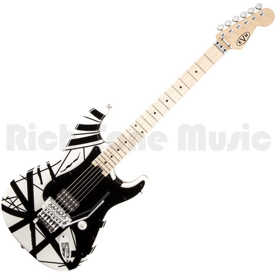 900x900 Evh Stripe Electric Guitar
