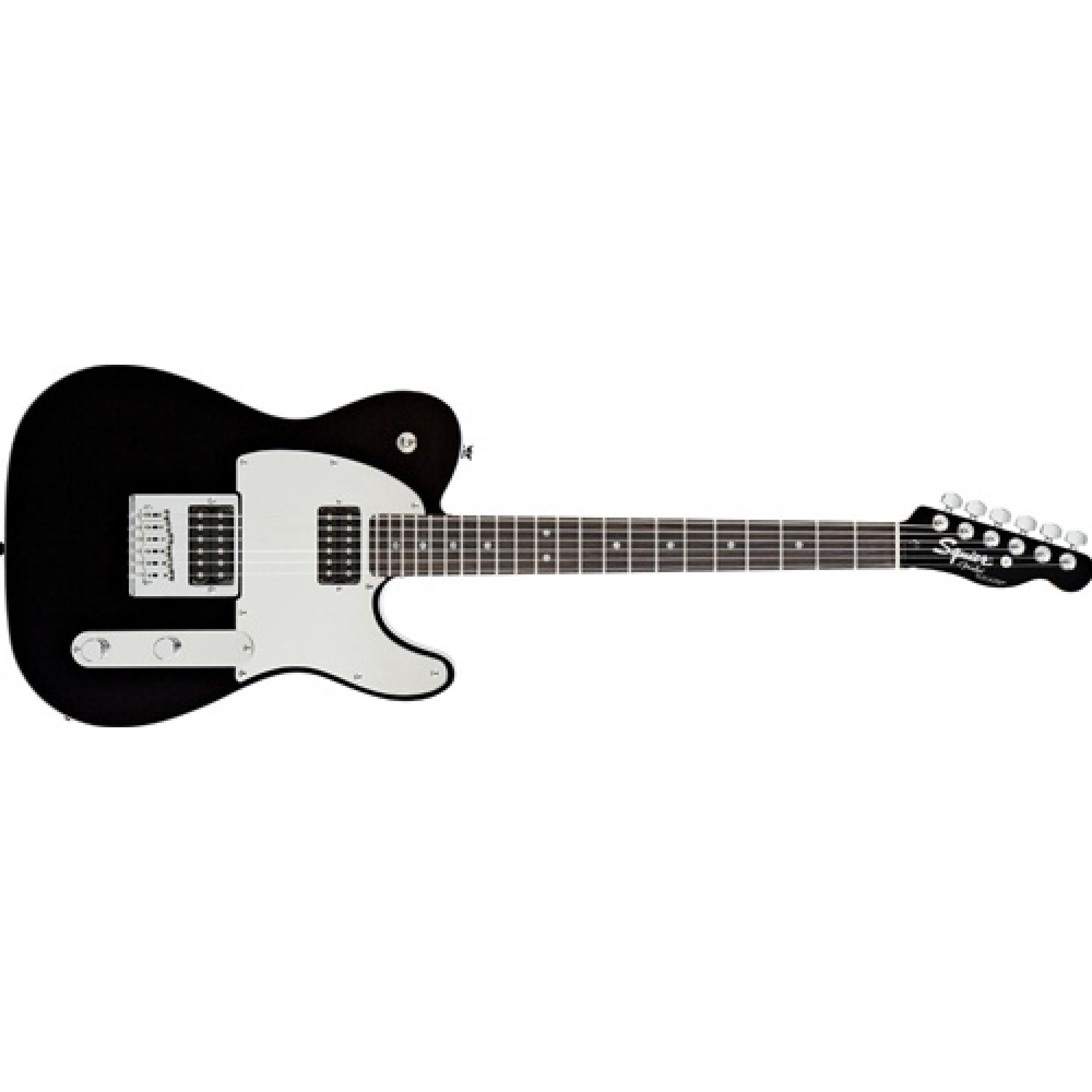 2000x2000 Fender Squier J5 Signature Tele Electric Guitar Black John 5