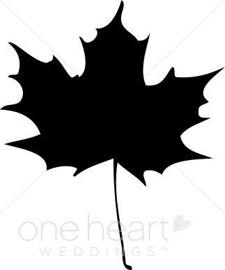 323x388 Maple Leaf Black And White Clipart