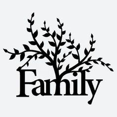 clipart black and white family tree all about clipart