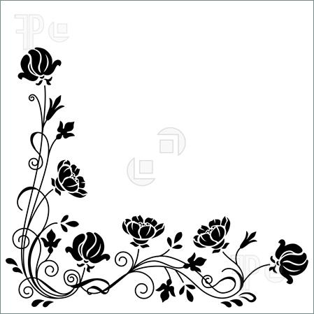449x449 Borders And Patterns Clip Art