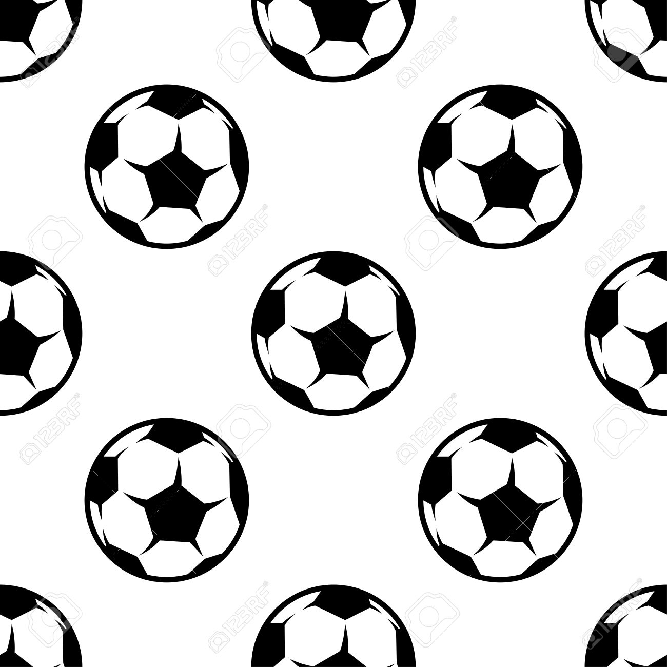 1300x1300 Black And White Football Wallpaper