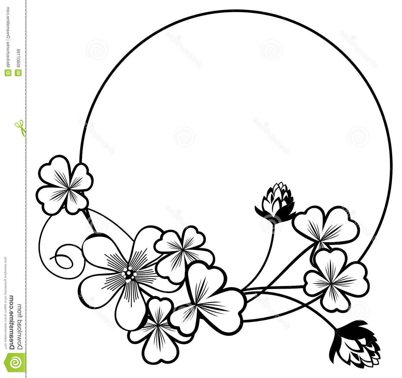 Black And White Frame Clipart Free Download Best Black And White
