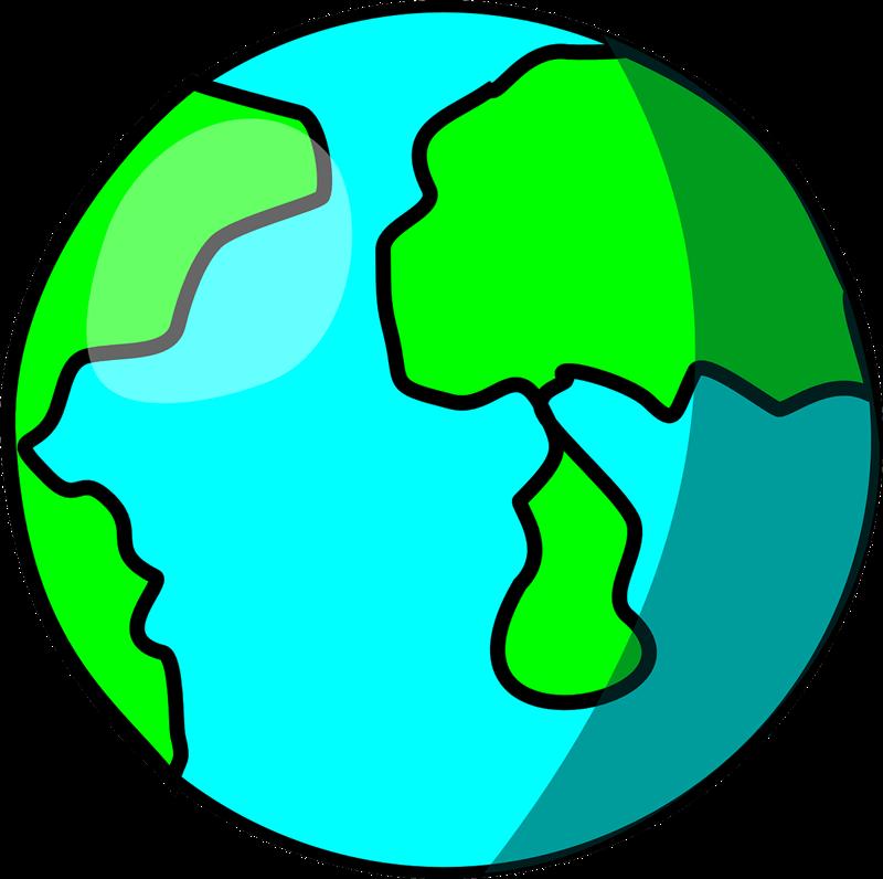 800x796 Globe Background Clipart