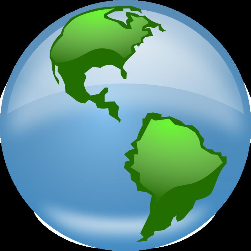 800x800 Globe Black And White Earth Globe Clipart Black And White Free